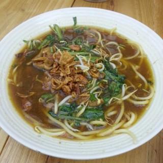 Mie Kangkung -  dari Kafe Betawi (Slipi) di Slipi |Jakarta