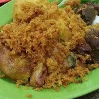 ayam goreng kremes - Jelambar's Ayam Goreng Kalasan Borobudur (Jelambar)|Jakarta
