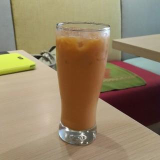 Thai Tea - 位於Pantai Indah Kapuk的Bangkok Garden Authentic Thai Restaurant (Pantai Indah Kapuk) | 雅加達