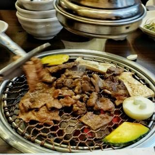 Korean BBQ -  dari Bornga Korean Restaurant (Kelapa Gading) di Kelapa Gading |Jakarta
