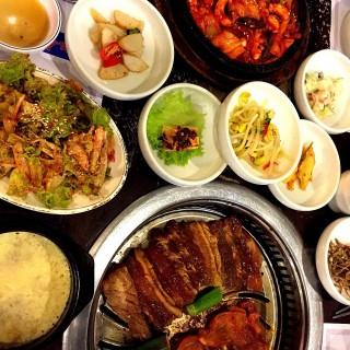 韩国烧烤 👍👍 - Sri Petaling's Da Chang Jin Korean Restaurant (Sri Petaling)|Klang Valley