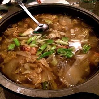 瓜錦魚首鍋 - 位於的叁和院 忠孝旗艦店 (大安區) | 台北