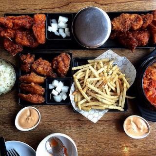位于คลองตันเหนือ的BonChon Chicken (บอนชอน ชิคเก้น) (คลองตันเหนือ) | 曼谷
