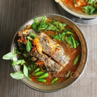 Pindang Ikan Gabus - Palembang's Rumah Makan Sarinande Tempo Doeloe (Palembang)|Other Cities