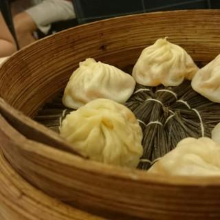 Xiao Long Bao Isi Ayam Pedas - ในSlipi จากร้านNan Xiang Kitchen (Slipi) Jakarta