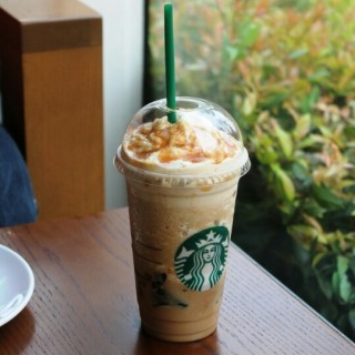 Jelly Caramel Frappuchino -   / Starbucks Coffee (Palembang)|Other Cities