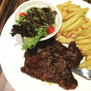 Pork Ribs -  Bangsar / Three Little Pigs & The Big Bad Wolf (Bangsar) Klang Valley