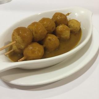 Signature curry fish ball -  Bandar Sunway / 許留山 (Bandar Sunway)|Klang Valley
