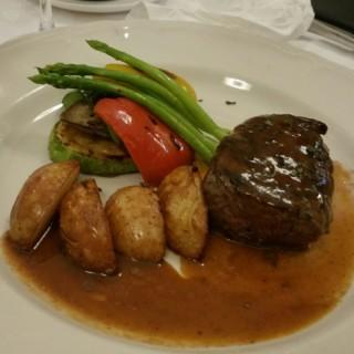 Steak   The Helena May Dining Room (Central)   Hong Kong