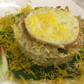 Nasi Goreng Eaton  -  dari Eaton Bakery & Restaurant (Muara Karang) di Muara Karang |Jakarta