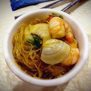 Seafood Noodle - ในEast Coast Park จากร้านThe Seafood International Market & Restaurant (East Coast Park)|สิงคโปร์