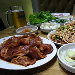 Korean Grill Pork Buffet - Khlong Toei Nuea's Kosirae (Khlong Toei Nuea)|Bangkok