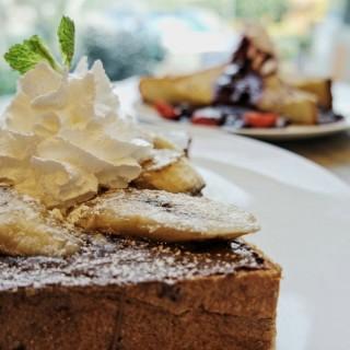 Nutella Banana French Toast - Pondok Indah's Tous les Jours (Pondok Indah)|Jakarta