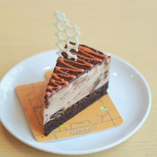 peanut butter cheese cake - Pantai Indah Kapuk's Cake A Boo (Pantai Indah Kapuk)|Jakarta