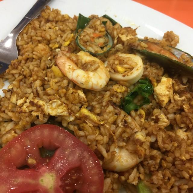 Nasi Goreng Tom Yam Seafood - Tom Yum Mama Kitchen - Restaurant - Mangga Dua - 雅加達