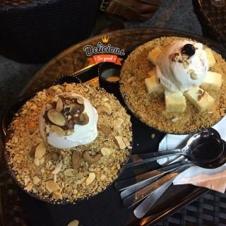 Cheesecake bingsu - Bugis's Nunsongyee (Bugis)|Singapore