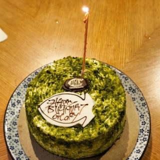開心果蛋糕 - 位於銅鑼灣的Cova Ristorante & Caffe (銅鑼灣) | 香港