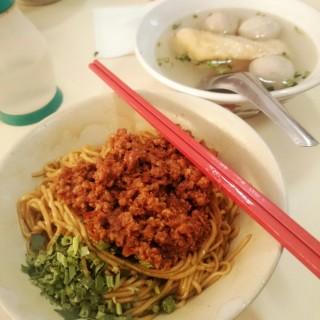 yamien manis rica -  Sudirman / Mie Lezat Gang Luna (Sudirman)|Bandung