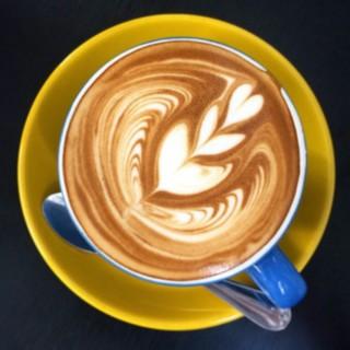 Coffee Latte -  Kuala Lumpur City Center / Eight Ounce Coffee (Kuala Lumpur City Center)|Klang Valley