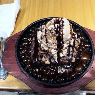 choco lava cake -  dari Cold Stone Creamery (Kelapa Gading) di Kelapa Gading |Jakarta