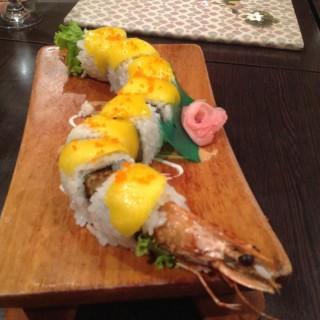 Dragon Roll - Makati's Sugi (Makati)|Metro Manila
