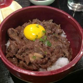Gyudon -  dari Omakase Japanese Cuisine (Quezon City) di Quezon City |Metro Manila
