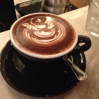 Cafe Mocha -  dari Toby's Estate (Makati) di Makati |Metro Manila
