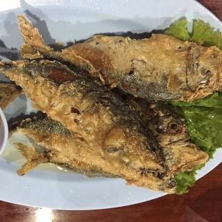 ปลาทูทอดน้ำปลา  ราคา  100  บาท - ใน จากร้านเกษร คลองโคน (อ.เมืองสมุทรสงคราม)|จังหวัดอื่นๆ