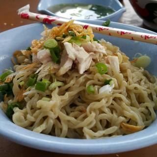 Bakmi Ayam  -  Kebon Kawung / Paskal Food Market (Kebon Kawung)|Bandung