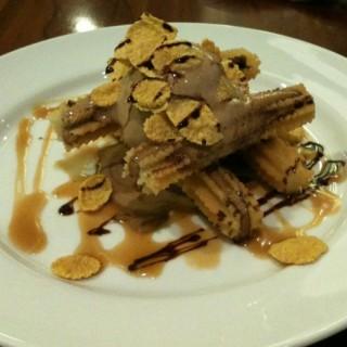 Caramello Llo -  dari Churreria (Kebayoran Lama) di Kebayoran Lama |Jakarta