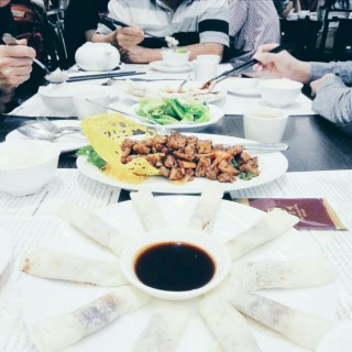 pecking duck -  Medan / The Grand Duck King (Medan)|Other Cities