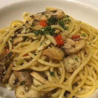 Spaghetti Aglio Olio - 位於Thamrin的Marché (Thamrin) | 雅加達