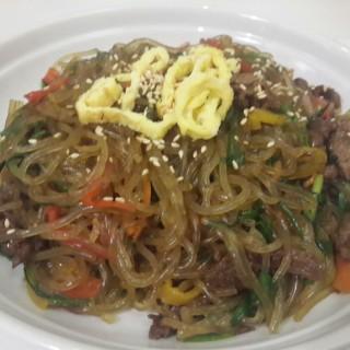 jap chae -  dari An Nyeong Korean Food Cafe (Tanjung Duren) di Tanjung Duren |Jakarta