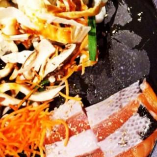 Salmon Salad -  dari Sho Teppan (Thamrin) di Thamrin |Jakarta