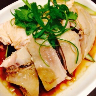 Steamed Chicken Personal Set - 位於Greenhills 的Wee Nam Kee (Greenhills ) | 馬尼拉