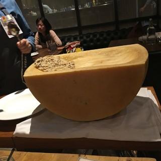 義大利牛蕈菇起司燉飯(2380套餐) -  dari BELLINI PASTA PASTA (東區) di 東區 |Tainan