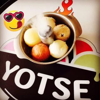 ไอศครีมหม้อไฟYOTSE -  dari Yotse' (วังบูรพาภิรมย์) di วังบูรพาภิรมย์ |Bangkok
