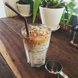 Coffe Latte - ในพระโขนง จากร้านToby's (พระโขนง)|กรุงเทพและปริมลฑล