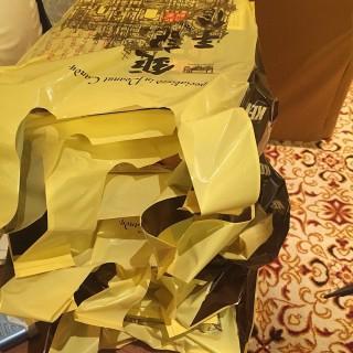 杏仁餅 -  dari Koi Kei Bakery (路氹城) di 路氹城 |Macau