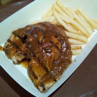 Grilled Chicken - ในSlipi จากร้านDoner Kebab (Slipi) Jakarta