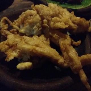 Jamur crispy - ในJakarta Selatan จากร้านWaroeng Spesial Sambal (Jakarta Selatan)|Jakarta