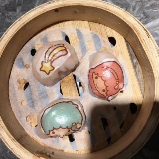 水晶白蝦餃 - ใน จากร้านDim Sum Icon (尖沙咀)|ฮ่องกง