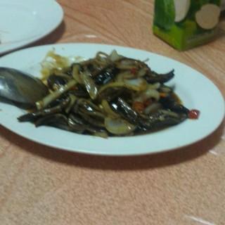 炒鱔魚 -  布袋鎮 / 英賓海產店 (布袋鎮)|雲林/嘉義