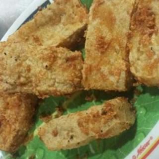 tahu goreng crispy - Pemuda's Ayam Bakar Wong Solo (Pemuda)|Semarang