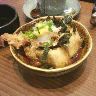 Agedashi Tofu -   / Yayoiken (Bugis)|Singapore