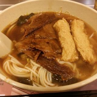豬腩肉,春卷小窩米線 - 位於灣仔的南記粉麵 (灣仔) | 香港