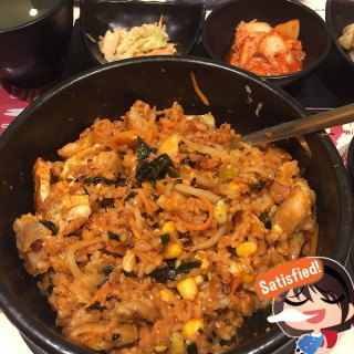 Bum bimbap Chicken - Bandar Sunway's Dubuyo Urban Korean Food (Bandar Sunway)|Klang Valley