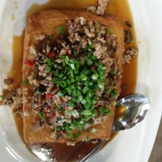 homemade taufu -  dari 東興樓 (Kota Kinabalu) di Kota Kinabalu  Sabah