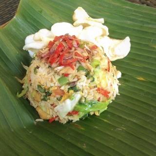 Nasi Goreng Ayam Sambal Matah - Ubud's Biah Biah + (Ubud)|Bali