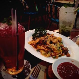 Pasta papardelle a casereccia - Senopati's Tredici Ristorante (Senopati)|Jakarta